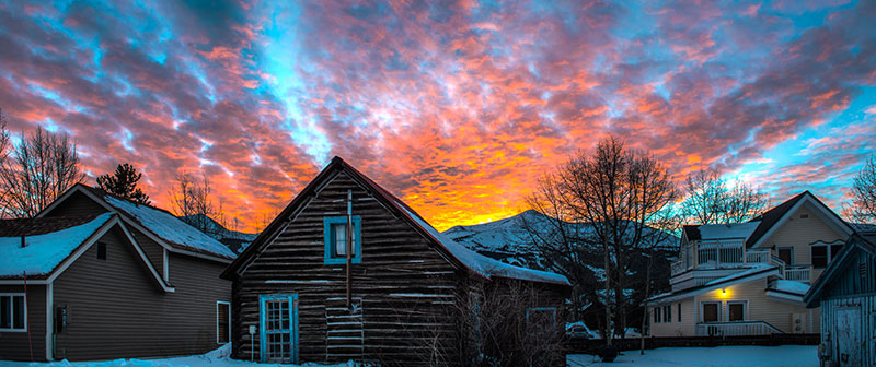 Breckenridge Sunset