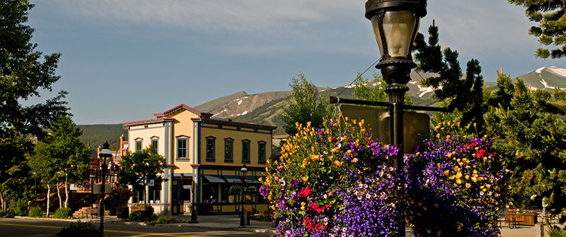 Summertime in Breckenridge