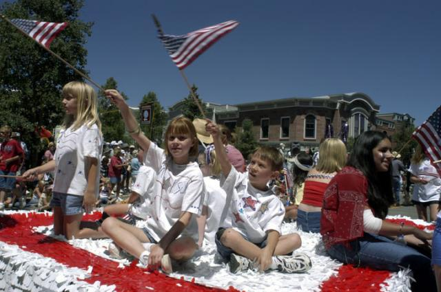 Breckenridge 4th of July Parade