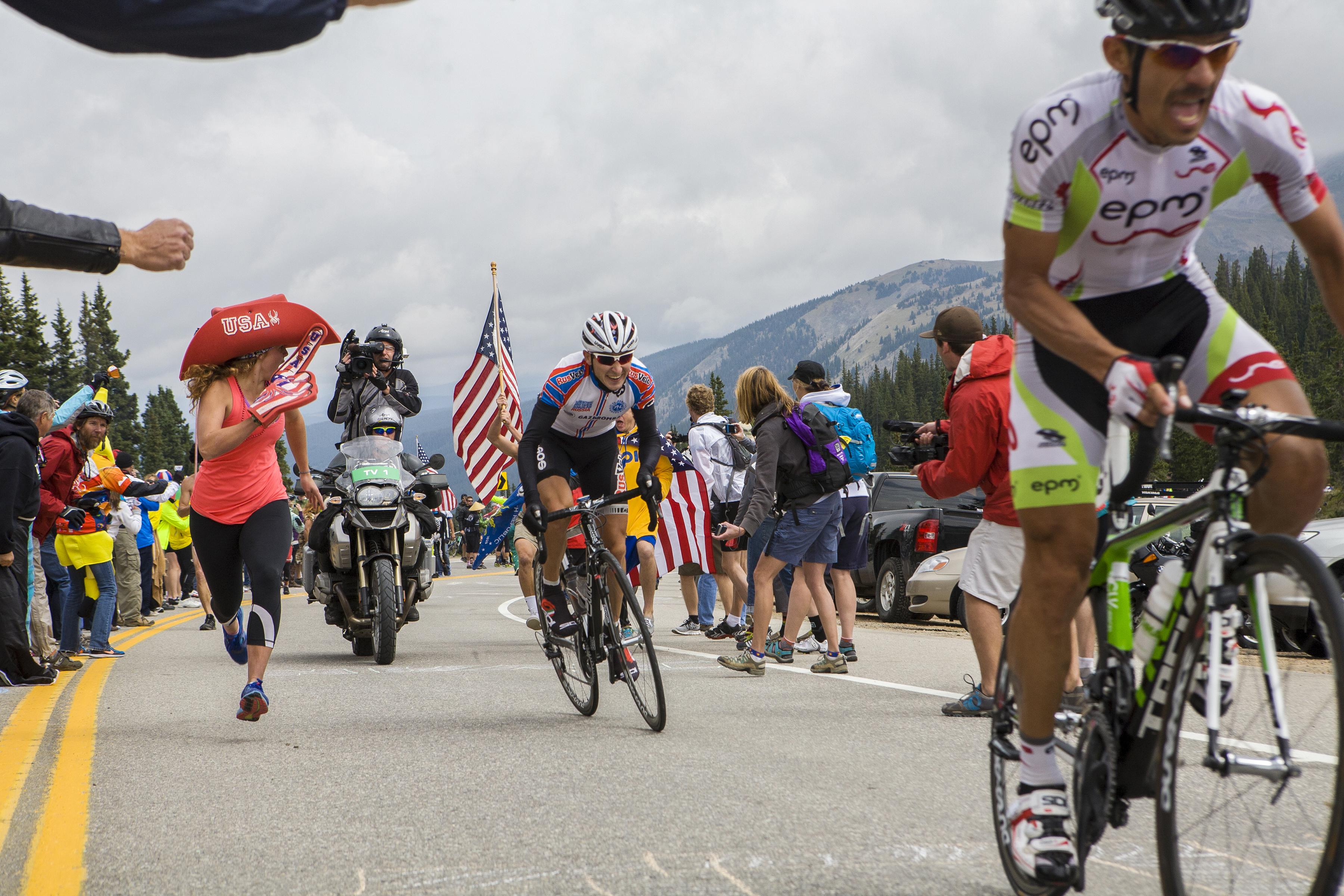 USA Pro Cycle Challenge