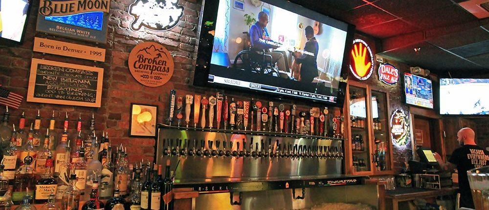 Downstair's at Eric's Bar