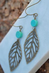 Earrings from the Wild Balance