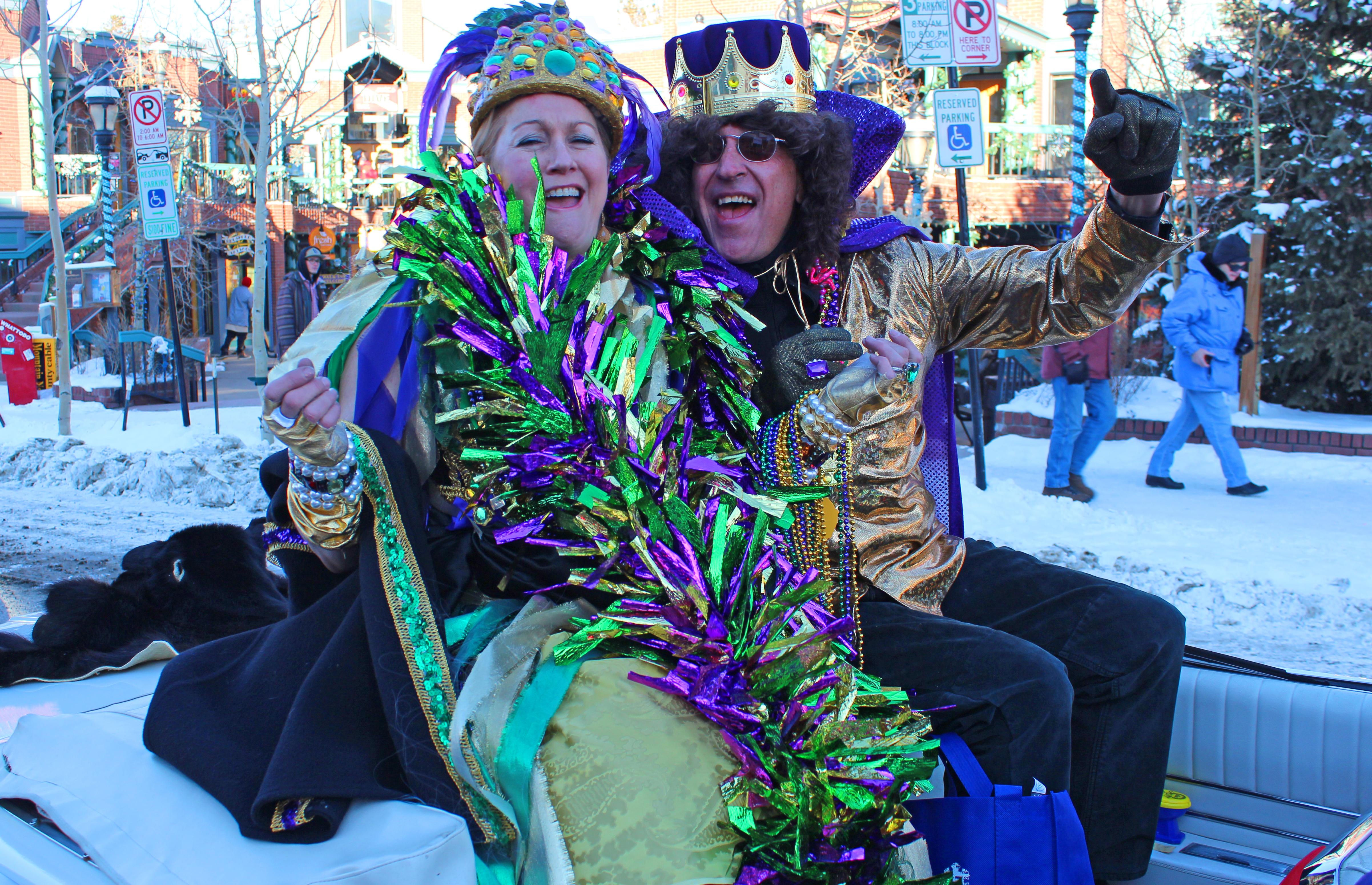 Breckenridge Mardi Gras