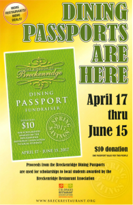 Dining Passport