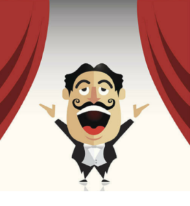 Lend Me a Tenor – A Fabulous Farce @ Breckenridge Backstage Theatre