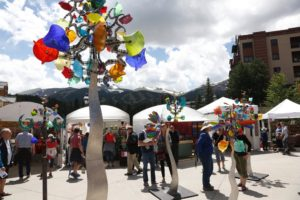 17th Annual Breckenridge Main Street Art Festival @ Main Street Station