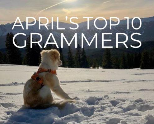April Grammers