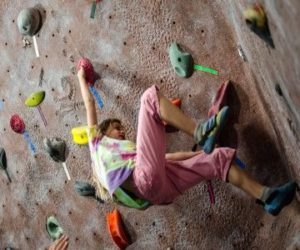 Girl Power Hour Climbing @ Breckenridge Rec Center