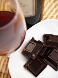 Wine and Chocolate Pairing @ Continental Divide Winery
