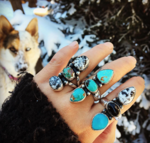DIY Jewelry Workshop with KP Mountain Metals @ Breckenridge Distillery