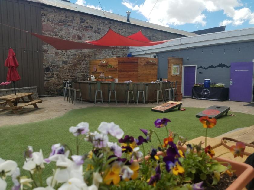 Beer Garden at RMU