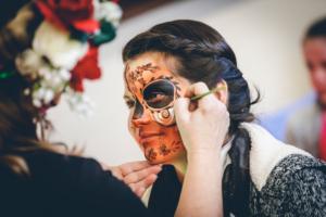 Dia de los Muertos Opening Party @ Gallary @ OMH