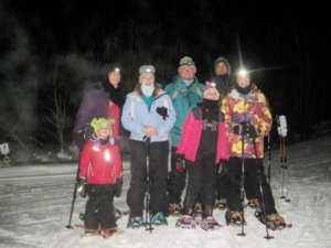 Full Moon Snowshoe Tour @ Gold Run Nordic Center | Breckenridge | Colorado | United States