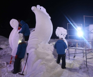 International Snow Sculpture Championships @ Breckenridge  | Breckenridge | Colorado | United States