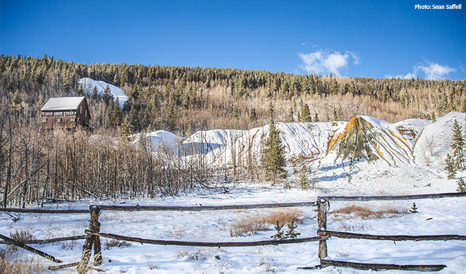 Breckenridge French Gulch Mines- Top 5 Photo Spots