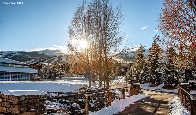 Breckenridge Riverwalk Center- Top 5 Photo Spots
