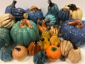 Thanksgiving Gourd Event @ Ready Paint Fire