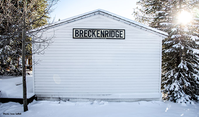 Breckenridge Railroad Park - Top 5 Photo Spots