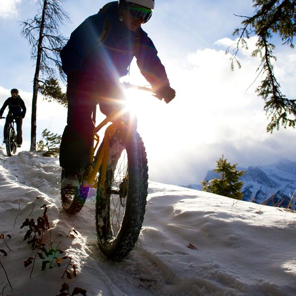 Breckenridge Fat Biking