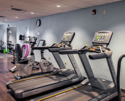 Grand Timber Lodge Fitness Center