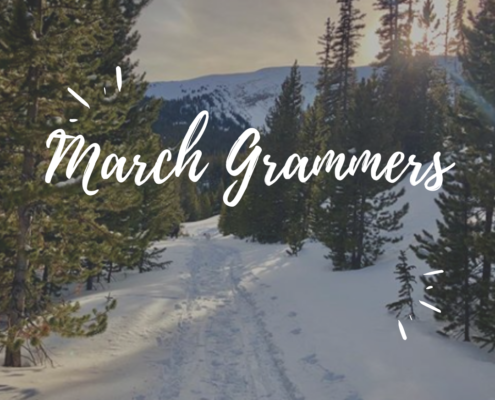March Grammers