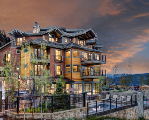 Grand Colorado Summer Exterior