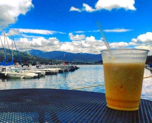 Happy Hour at Lake Dillon