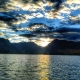 Lake Dillon sunset